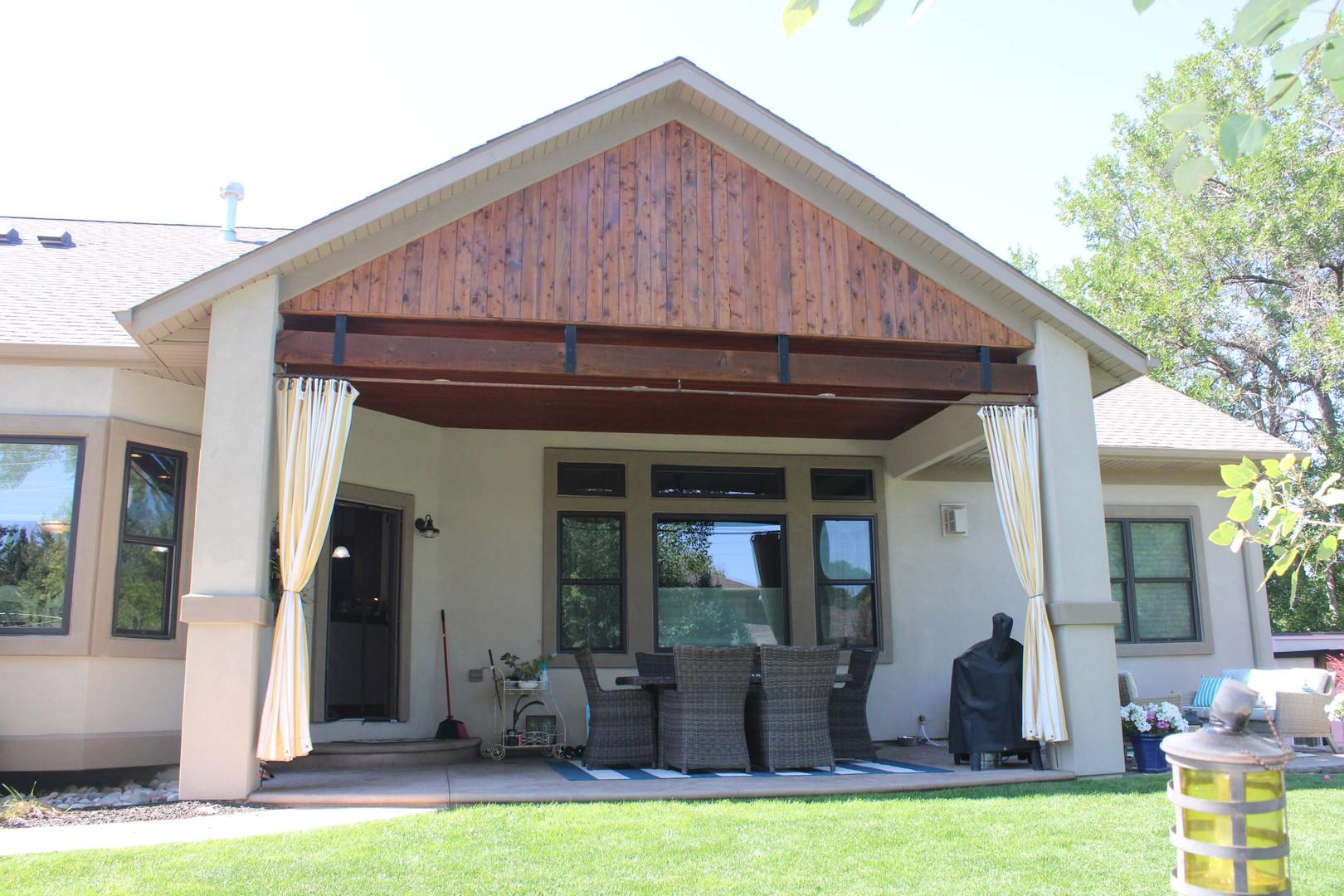 home patio enclosure