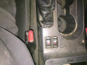2008 WRX sedan heated seats