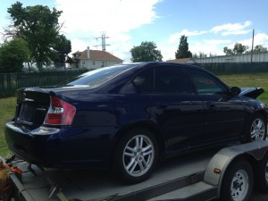 2005 Subaru Legacy 2.5i rr