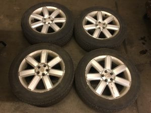 2006 Outback wagon wheels and tires