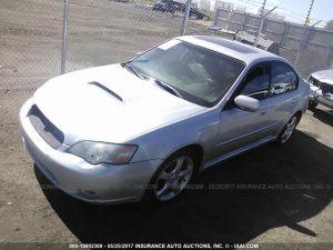 2005 Subaru Legacy GT LF