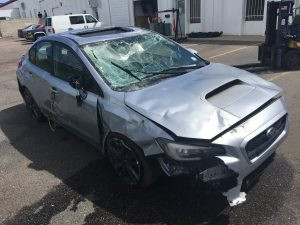2016 Subaru WRX front right