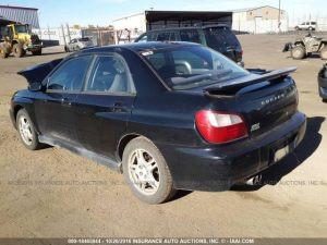 2002 Subaru WRX sedan LR