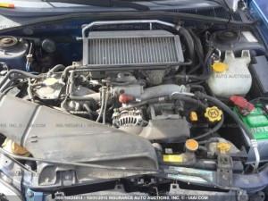2004 Subaru WRX wagon motor