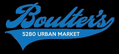 boulter's 5280 urban market logo