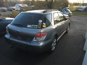 2007 impreza wagon rear right