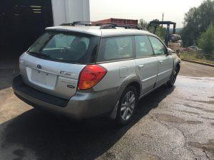 2005 Subaru outback right rear