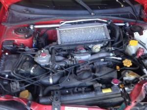 2004 WRX motor