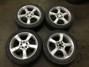 2009 Legacy sedan wheels and tires
