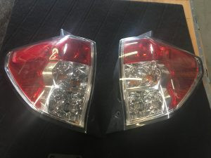 2009 forester tail lights