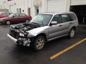 2008 Subaru Forester X Sports LF
