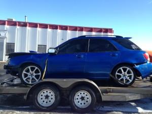 2004 Subaru WRX wagon LH