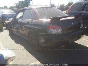 2006 Subaru WRX sedan lr