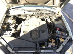 2006 outback sedan engine bay