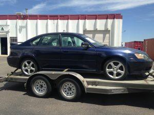 2005 Subaru Legacy RBP right