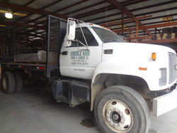 Griffin Lumber Truck