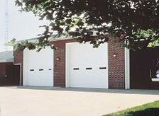 Summit Equipment, sectional doors