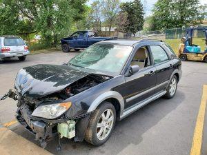 2007 Impreza wagon front left