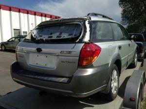 2005 Subaru Outback 2.5i rr