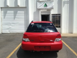 2004 Impreza wagon rear