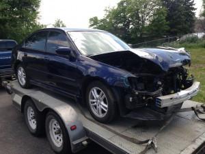 2005 Subaru Legacy 2.5i rf