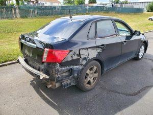 2009 Impreza sedan right rear