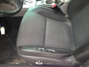 2005 Subaru Forester XT driver seat