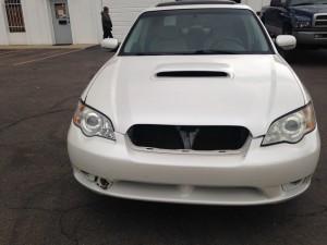 2006 Subaru Legacy GT front