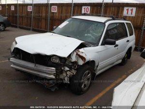 2006 Subaru Forester X lf