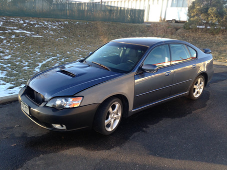 2005 Subaru Legacy GT 5 speed ONLY 33K original miles full part out