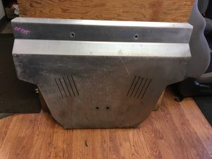 2007 forester xt skid plate