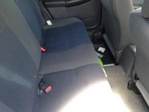 2004 Impreza wagon rear seats