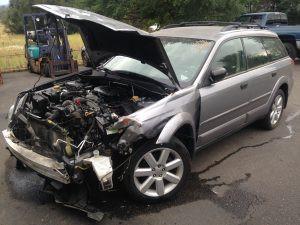2008 Subaru Outback 2.5i LF