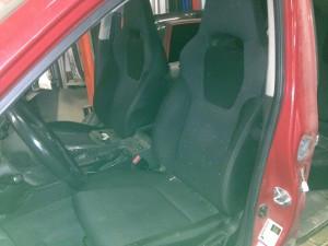 2008 WRX sedan seats