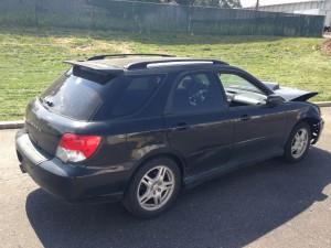 2004 WRX wagon RR