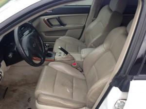 2006 Subaru Legacy GT interior