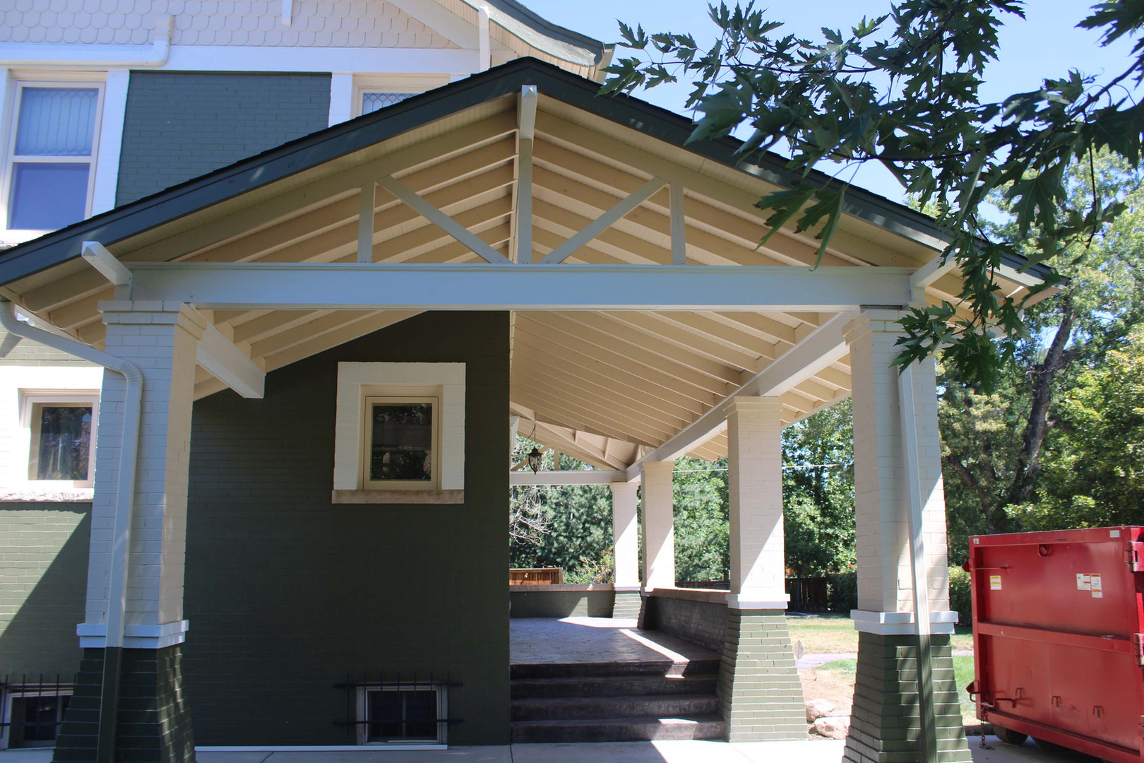 home pation awning