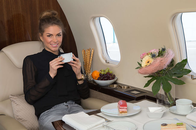 On Demand Private Jet Charter