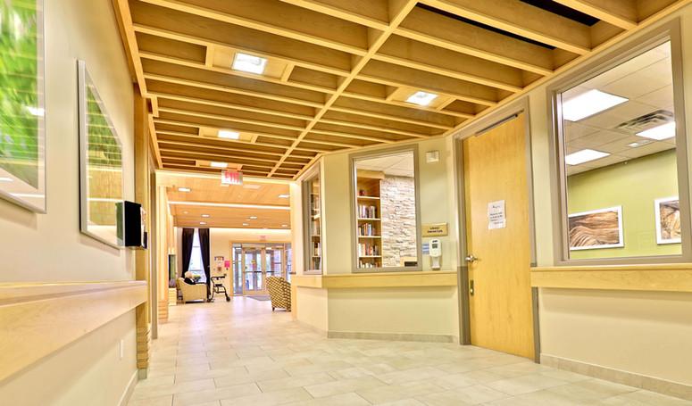 henley place hallways