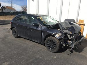 2008 Impreza hatch front right