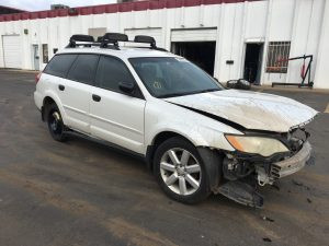 2009 Outback front right