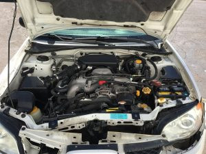 2006 Impreza 2.5i engine