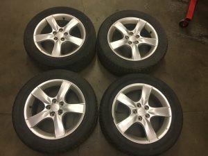 2006 Impreza wheels and tires
