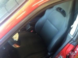 2004 WRX seats