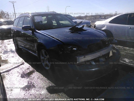 2005 Subaru Legacy GT wagon 5 speed Part Out