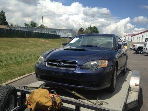2005 Subaru Legacy RBP LF