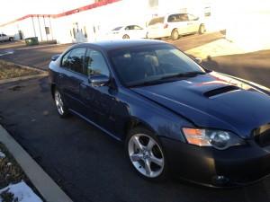 2005 Subaru Legacy GT RF