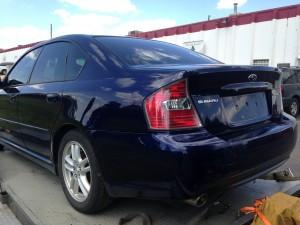 2005 Subaru Legacy 2.5i lr