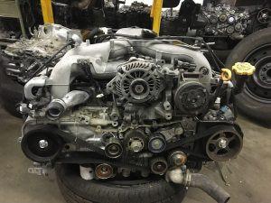 2009 impreza engine 120k