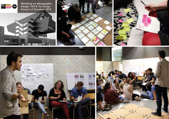 Workshop on ethnographic Design